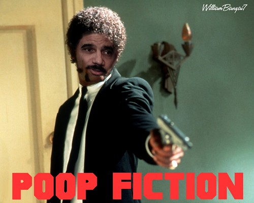 POOP FICTION by Colonel Flick