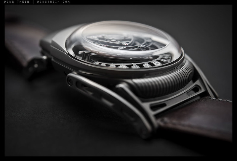 C3H5N309 MB&F and Urwerk