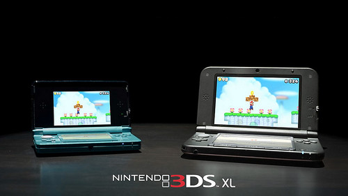 200,000 3DS XL Units Sold In First Week