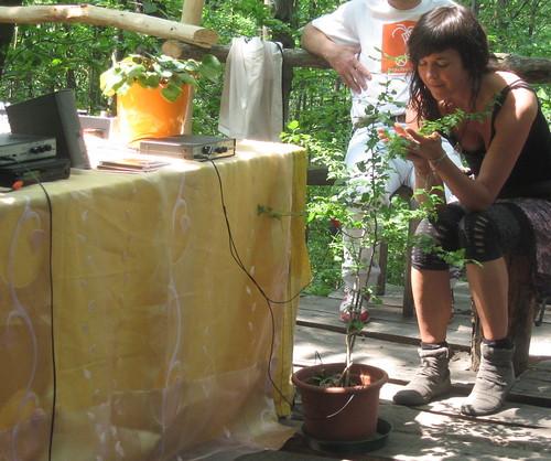 communion with the plant kingdom
