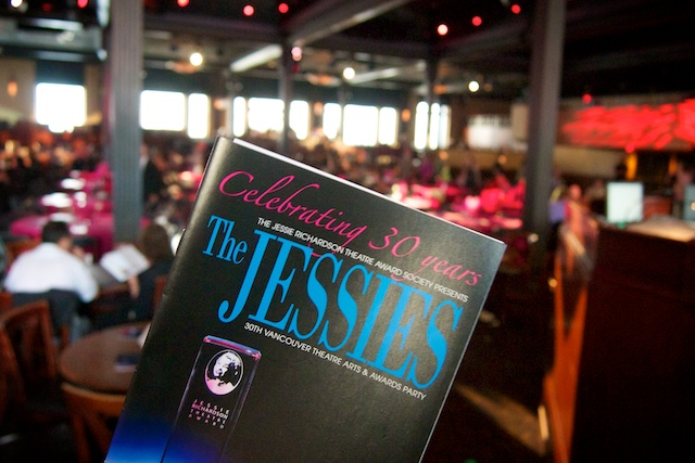 Jessie Awards 2012