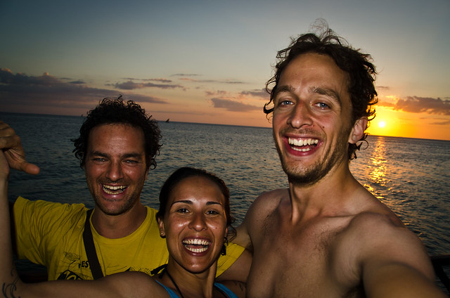 Tarek, Manu & Me