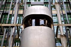 Elevator Capsule - Ludwig Erhard Haus