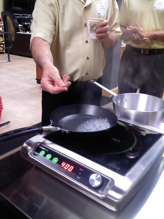 Induction cooking pros and cons induction cooking pans for Induction oven pros and cons