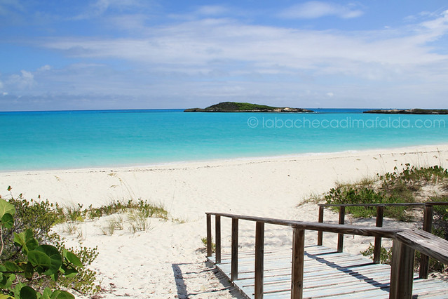 Tropic of Cancer Beach - Exuma, Bahamas