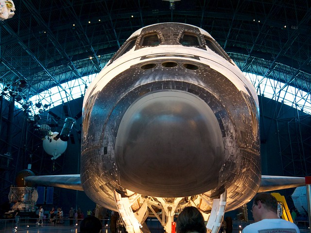 space shuttle nose - photo #11