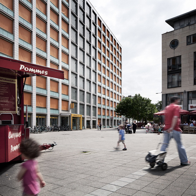 Köln Ehrenfeld - Venloer Strasse
