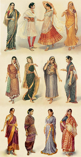 """Types of Saree"""