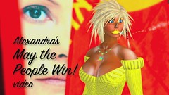 Alexandra's Euro 2012 video 2: May the People Win!