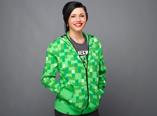 Sudadera de Creeper 03