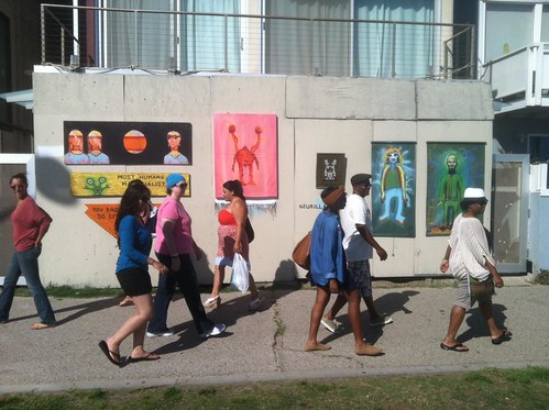 Geurilla Art Gallery: Venice Beach