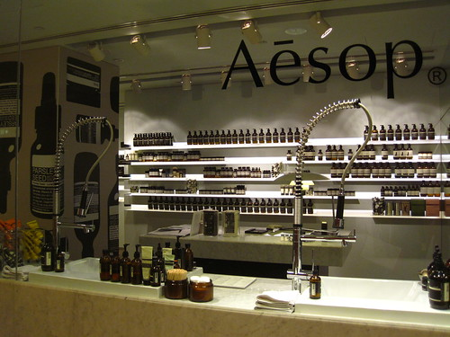 Singapore Swing: Aesop
