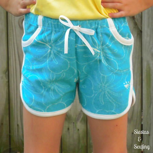 "Close up of ""Donkey"" Shorts"