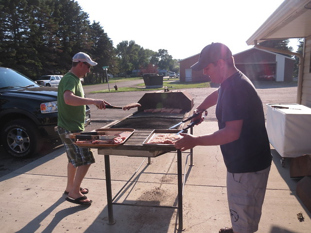 Grillin Steaks and Chops