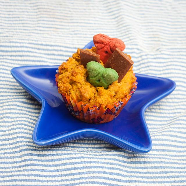 Mitzi birthday cupcake