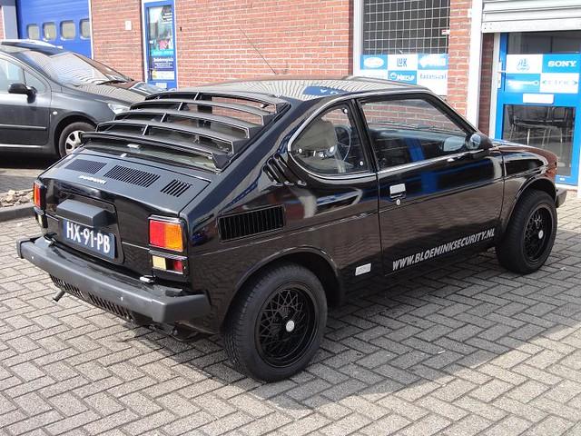 Suzuki SC100GX Deluxe 25-1-1983 HX-91-PB
