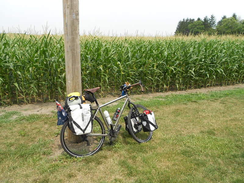 TLR tour USA, Day 36, Defiance to Bowling Green