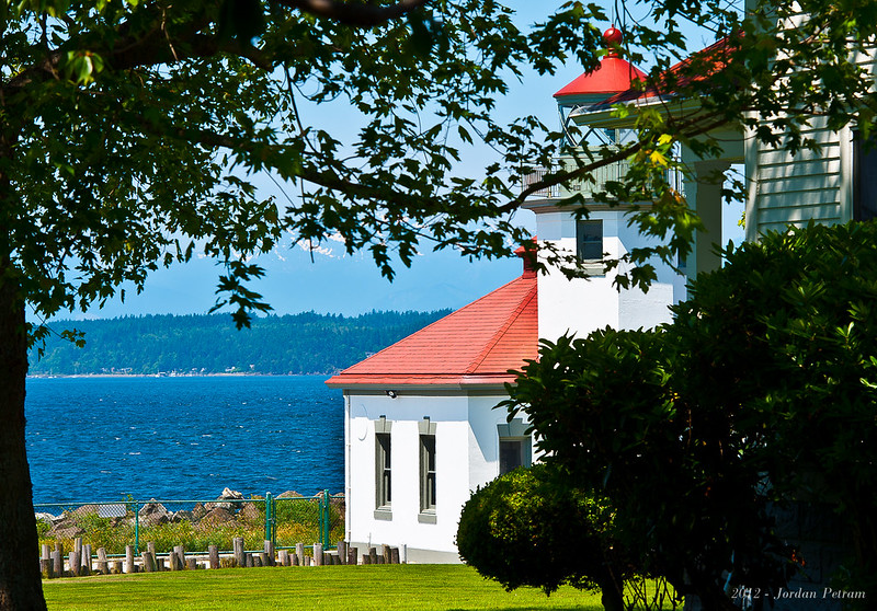 Alki Lighthouse #0135