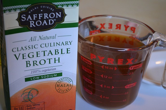 Saffron Road Culinary Classics Vegetable Broth