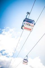 ski equipment(0.0), winter sport(0.0), freestyle skiing(0.0), vehicle(0.0), ski(0.0), skiing(0.0), piste(0.0), mast(0.0), illustration(0.0), line(1.0), cable car(1.0),