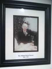 Robert Ward Prevost (1922-1925)
