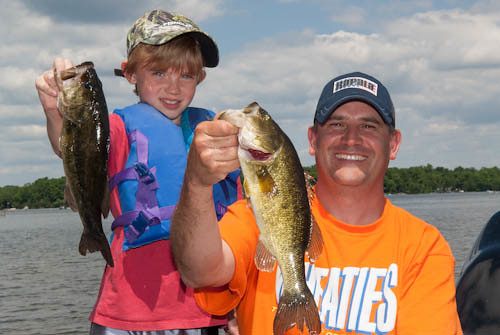 Great fishing for a great cause at the 2012 Minnesota Teen Challenge fishing ...