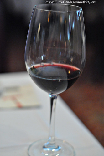 Falesco, Assisi Rosso, 2009 served at The Generous Pour Wine Event at The Capital Grille