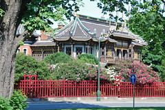 Le pavillon chinois -The Chinese Pavilion (Brussels)