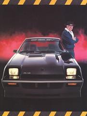 1987 Dodge Omni Shelby GLHS