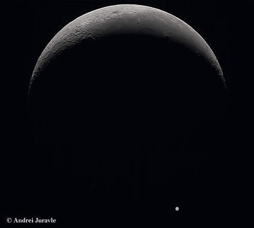 Moon-Jupiter Occultation