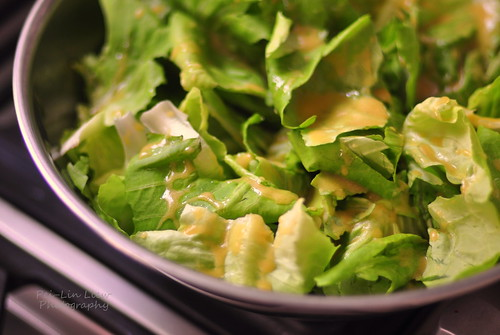 Butter Lettuce With Dijon Vinaigrette
