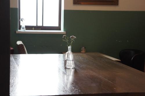 Snugのテーブル