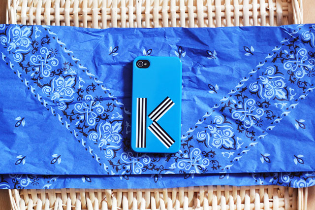 kenzo iphone case opening ceremony london
