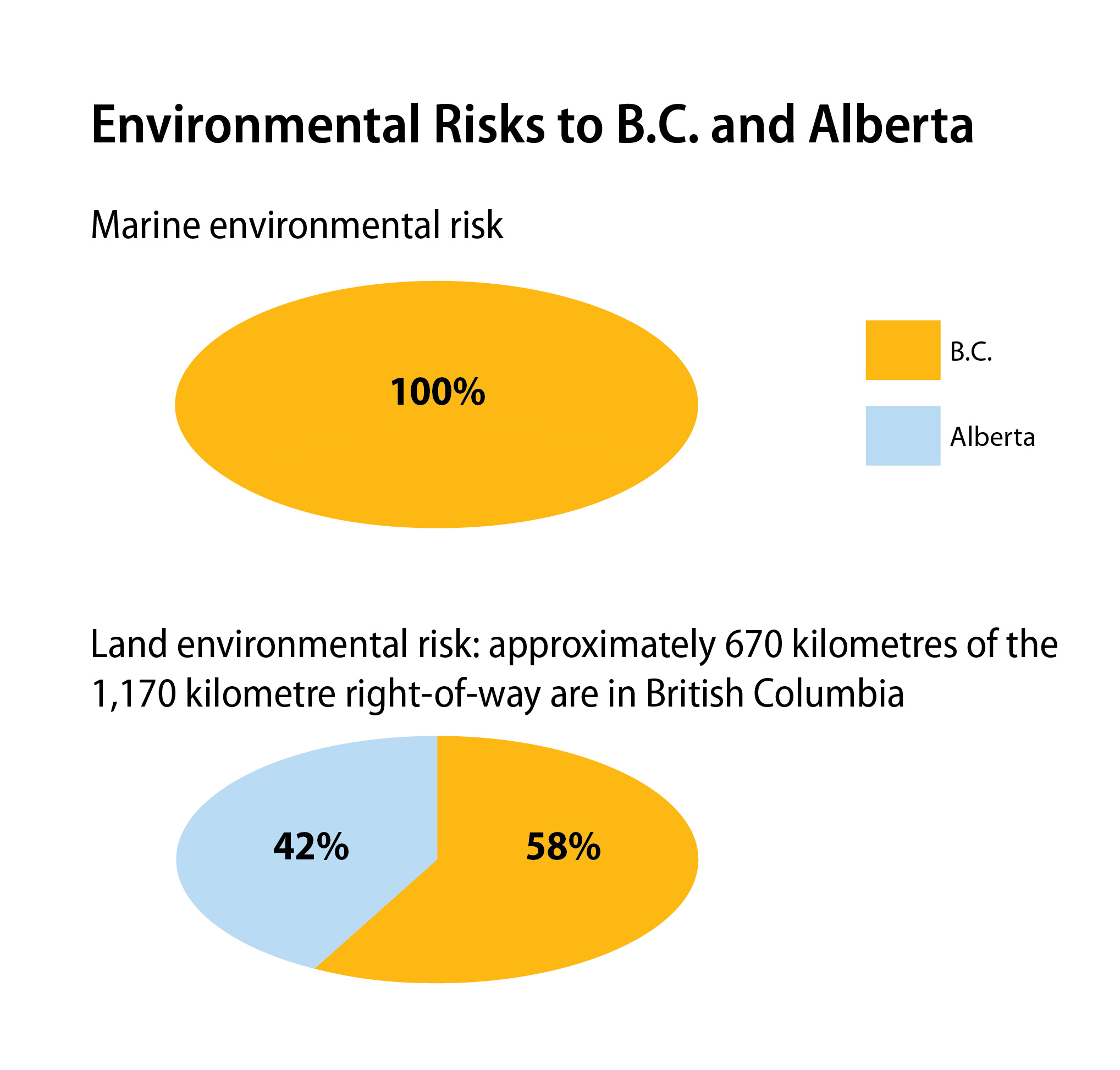 Environmental Risks Chart