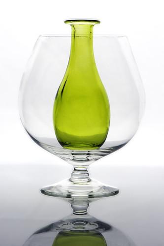 Snifter Vase