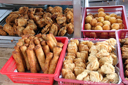 Various Fried Goods, SS2 Pisang Goreng