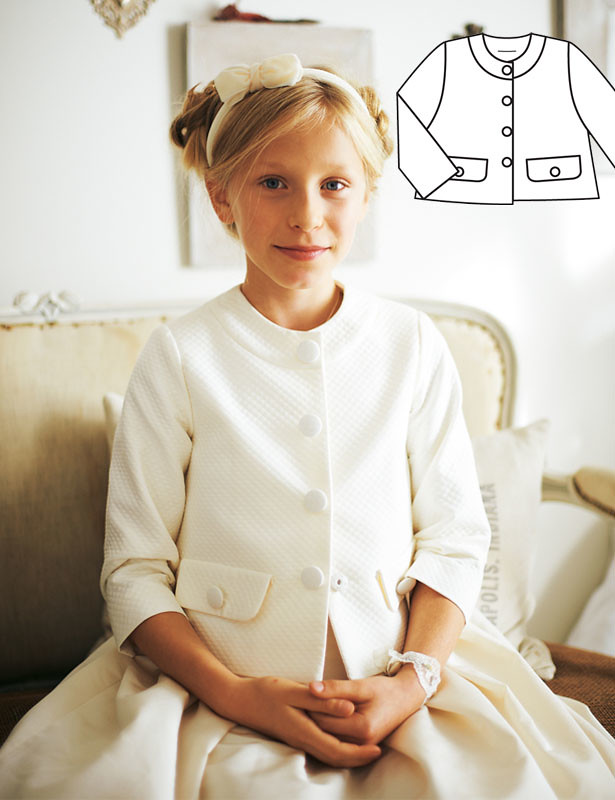Special Occasion: 7 New Kid\'s Sewing Patterns – Sewing Blog ...