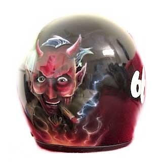 666 Helmet