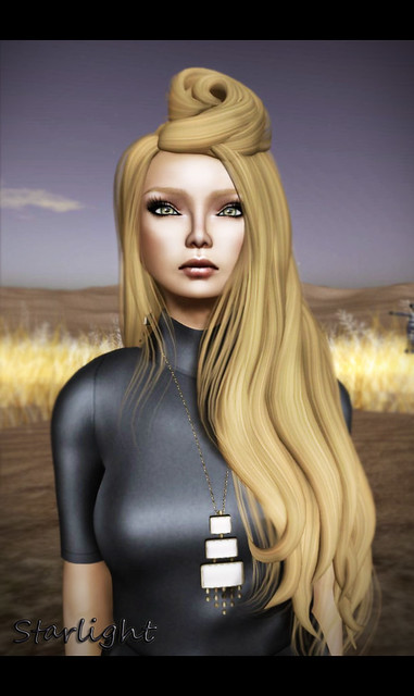 Hair Fair 2012 - Clawtooth Starlight - Soft Sand & Essences INDY - Med