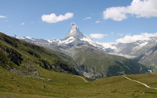 Extreme Environments - a classic pyramidal peak: The ...