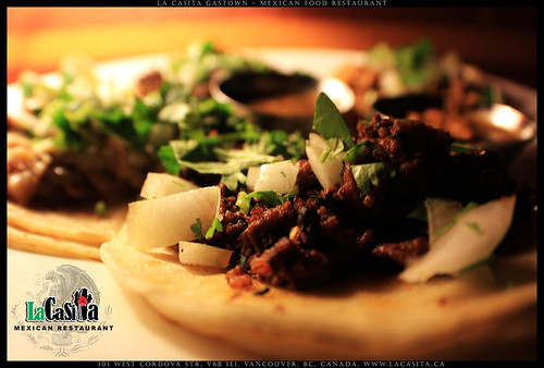 Taco Tuesday at La Casita Gastown