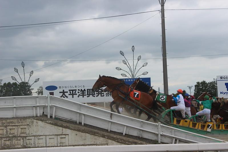 ばんえい競馬 その2