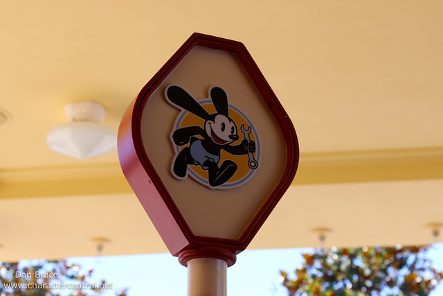 Exploring the new Buena Vista Street for the first time
