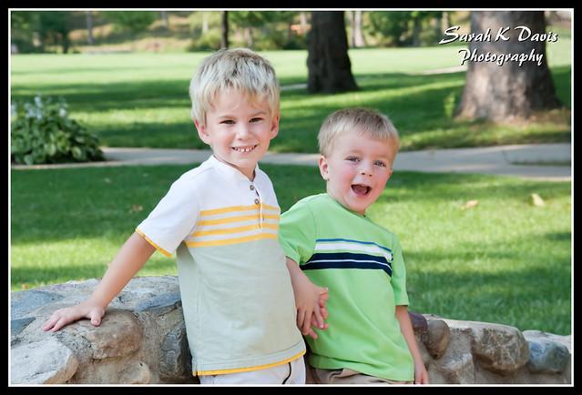 Nathan & Noah