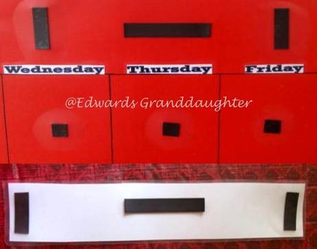 5 School Calendar @Edwards Granddaughter