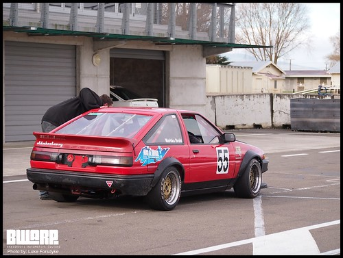Toyota AE86 Race car