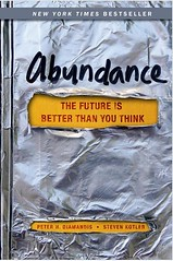 Book: Abundance The Future is Better Than You Think by mikeysklar