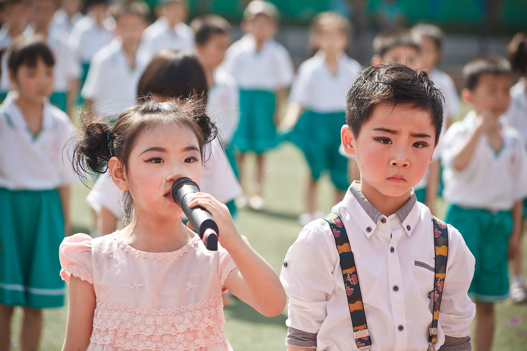 Beitang Children's Day 2011