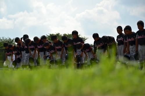 2012夏日大作戰 - 桜島 - 野球試合 (12)