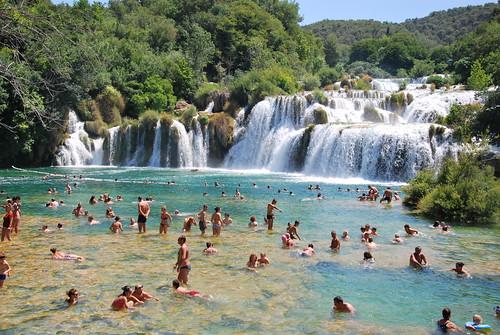 Croatia. Krka National Park